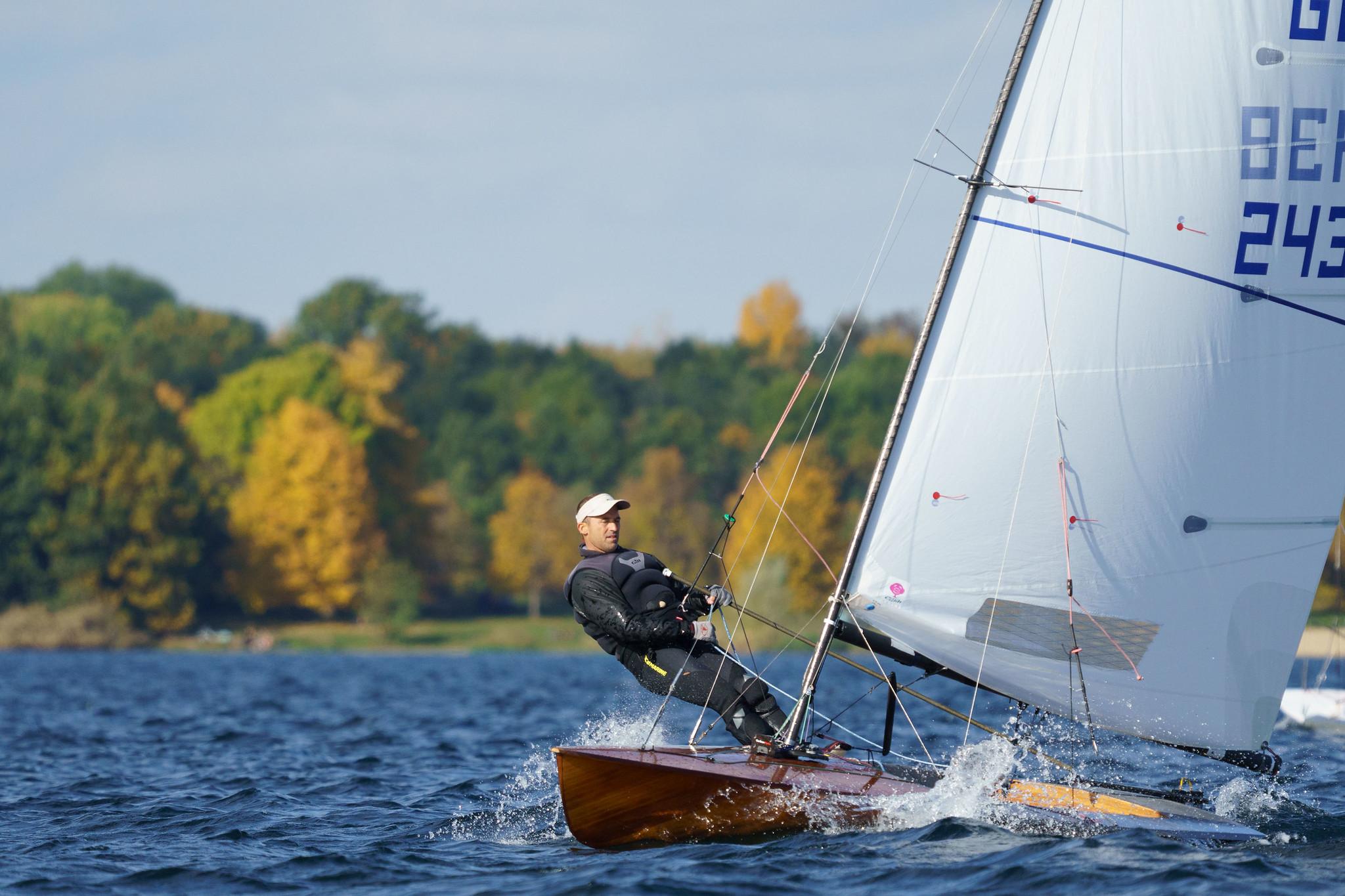 Contender Klasse im Yacht-Club Niedersachsen